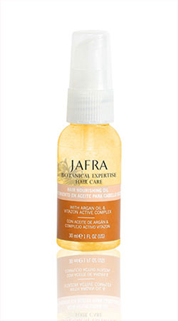 jafra hair nourishing oil