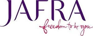 banner jafra freedom to be you