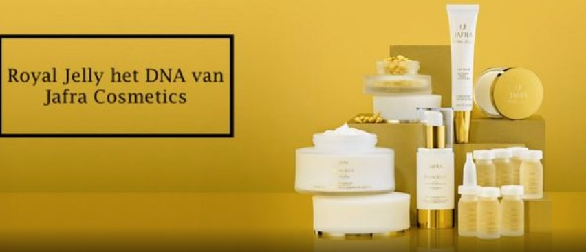 royal jelly dna jafra cosmetics banner