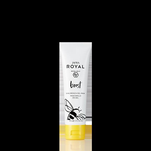 Jafra Royal Boost Skin Drench Gel Mask