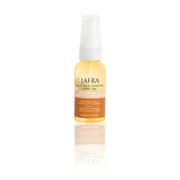 Jafra Botanical Expertise Hair Nourishing Oil
