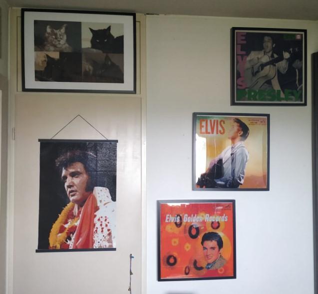 Elvis Muur